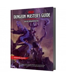 Dungeon Master's Guide: Guía del Dungeon Master